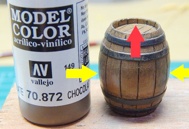 Coladores de Plástico • Exibir tópico - [Tutorial] Pintando barril de madeira - 135 - Mozilla Firefox 02022016 115753