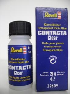 Contacta Clear, da Revell