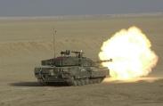Iraq - Esercitazione mezzi corazzati